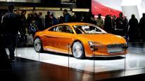 Audi R8 E-tron © TT