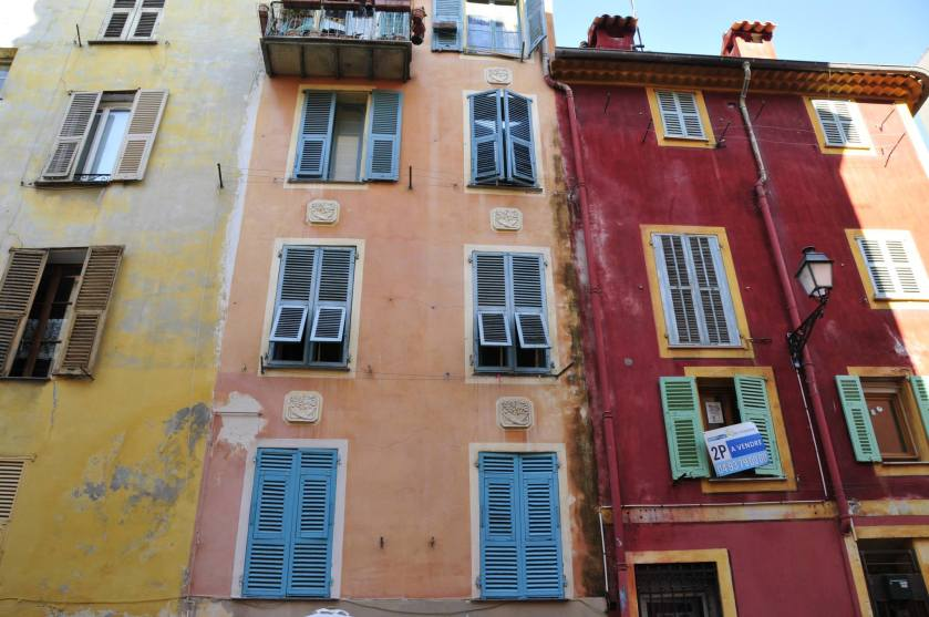 The old city of Nice © TT