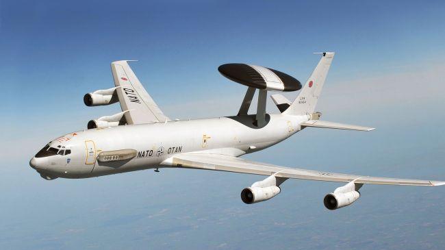 AWACS-toestel © NATO