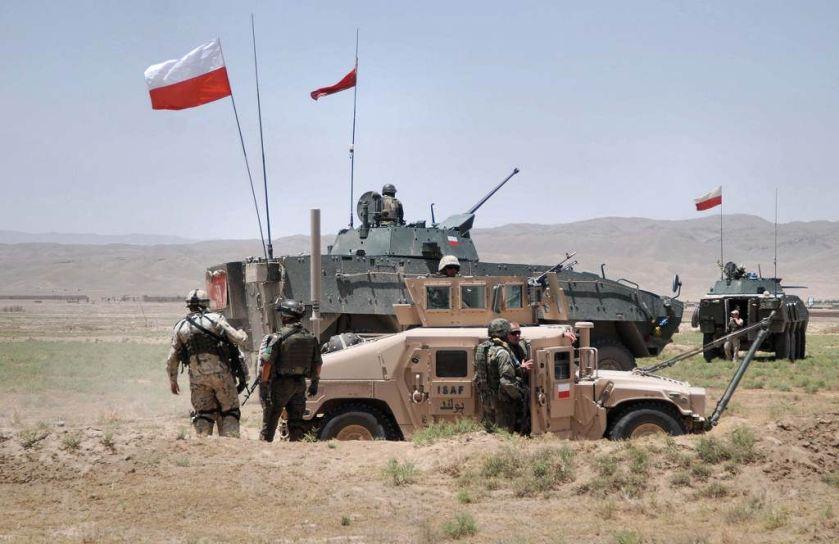 Poolse troepen in Afghanistan