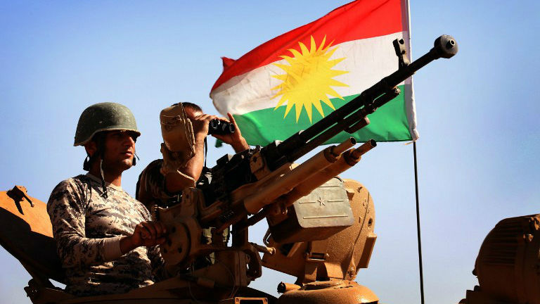 °Kurdistan: re-emergence of a traditional regional power?