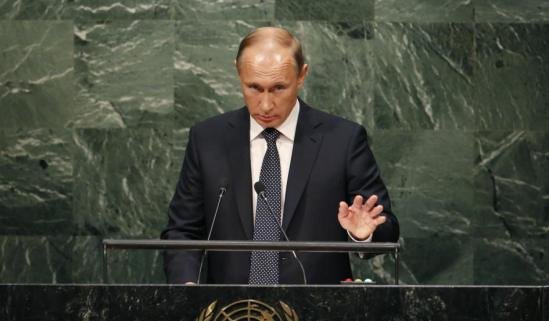 Crisis in Syria: a view from Russia