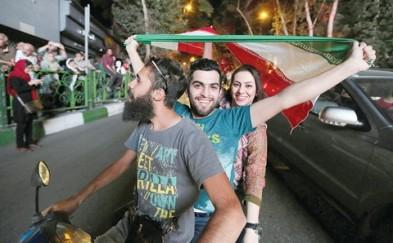 young Iran